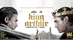 King Arthur: Legend of the Sword in...