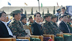 Secession fears cloud Myanmar peace...