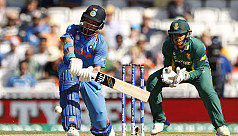 India into semis, set to face...