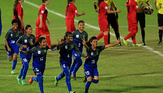 Bangladesh U16 girls leave for Japan...