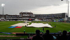 Rain keeps alive Bangladesh hopes