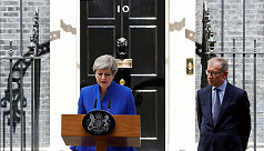 Theresa May is right to stay (for...