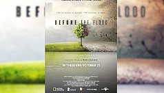 Deepto TV to air Before the Flood in...
