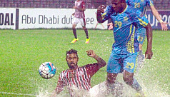 Abahani end AFC Cup campaign with...