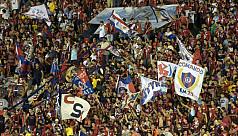 Paraguayan fans build stadium for beloved...