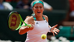 Bacsinszky, Ostapenko in French Open...
