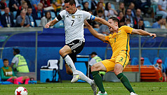 Youthful Germany squeeze past...