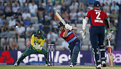 Bairstow leads England to rout of South...
