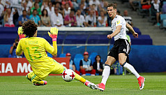 Germany set up Confederations Cup final...
