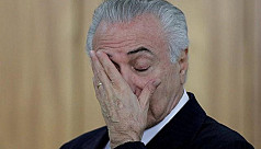 Brazil's President Michel Temer charged...