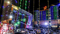 In pictures: Chittagong lights up ahead...