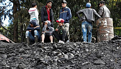 11 die in Colombia coal mine...