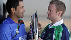 Afghanistan, Ireland awarded Test match...