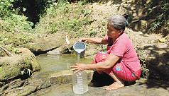 How deforestation damaged water sources...