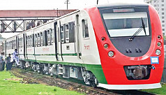 Sylhet rail link with Dhaka, Ctg...