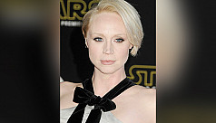 Game of Thrones star Gwendoline Christie...