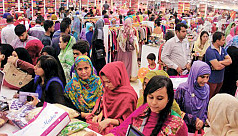 Bangladeshi Eid shoppers spend billions...