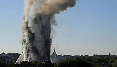 Death toll in London tower fire rises...