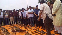 5 more SMGs found in Shitalakha river,...