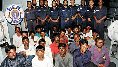 Navy rescues 24 more missing...