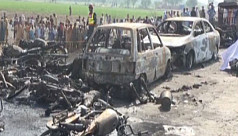 123 burnt to death as oil tanker catches...