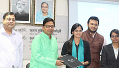 State Minister Palak made AIESEC...