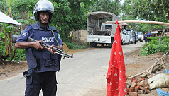 8 detained from suspected militant hideout...