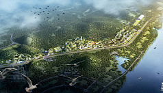China to build first 'forest city' to...