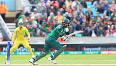 Bangladesh share points with Australia...