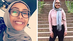Muslim teen killed in front of a mosque...