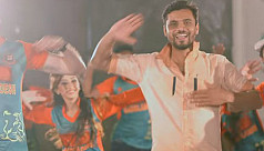 Watch: Mashrafe gets his groove on for...