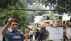 Rajuk demolishing Gulshan house previously...