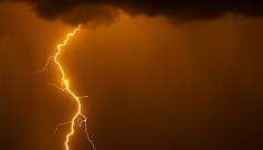 Lightning kills 11 in 3 districts