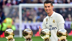 Ronaldo stays atop Forbes list of richest...