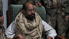 Gaddafi's son released after more than...