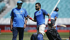 Kohli steers clear of 'respected' Kumble's...