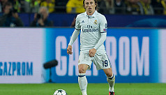 Croatia charges Real's Modric with false...