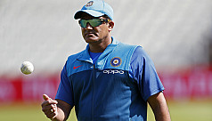Kumble steps down as India coach after...