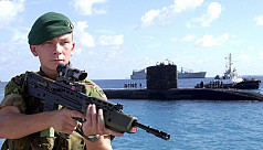 Britain plans to send warship to South...
