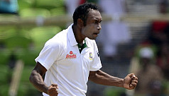 National fast bowler Mohammad Shahid...