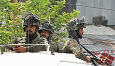Indian troops open fire on Kashmir protesters,...