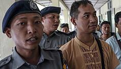 Myanmar journalist detained, bailed...
