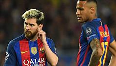 Neymar: I thought I was inside a video...