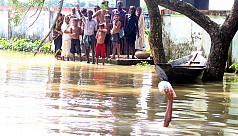 Sylhet flood victims go hungry while...