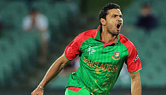 Anandabazar to honour Mashrafe with...