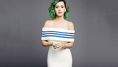 Katy Perry criticised over promotional...