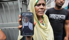 Holey casualty Saiful's family want...