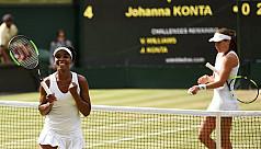 Highlights of Wimbledon day 10: Venus...