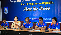 Bangladesh U-16 coach: The girls are...