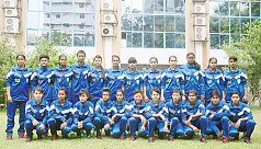 Bangladesh U-16 girls brace for Korean...